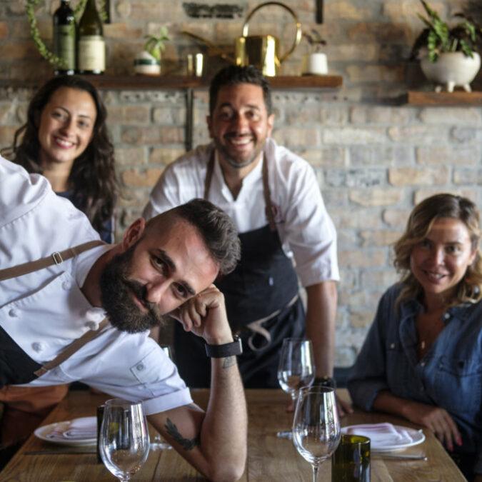 Macchialina Welcomes Ruggero Vittorini as Chef de Cuisine